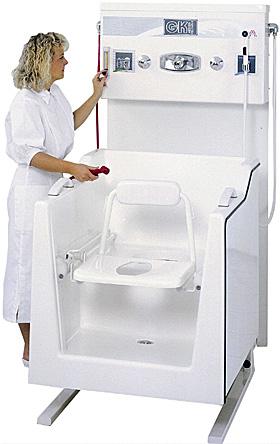 Sprchovací box a kabina GK Zeus pro hygienu osob