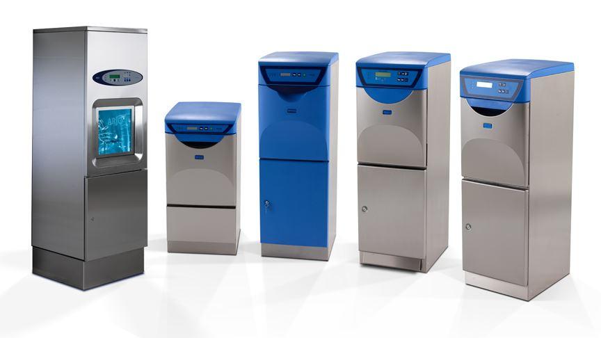 dezinfektor podložních mís a močových lahví je profesionální přístroj určený pro domovy seniorů